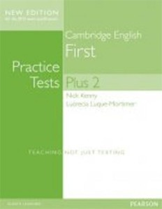 cambridge practice tests plus new edition 2015 first students book with key - ISBN: 9781447966227