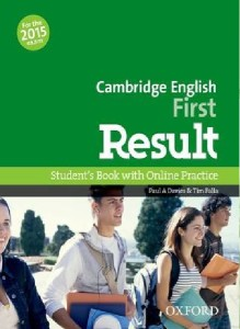 cambridge english first result students book and online practice pack 2015 - ISBN: 9780194511926