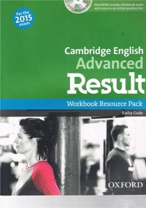cambridge english advanced result workbook resource pack with multirom online practice test 2015 - ISBN: 9780194512350