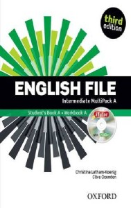 english file third edition intermediate multipack a with itutor and ichecker - ISBN: 9780194520485