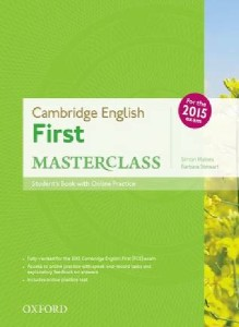cambridge english first masterclass sb and online practice pack 2015 - ISBN: 9780194512688