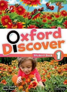 oxford discover 1 students book - ISBN: 9780194278553