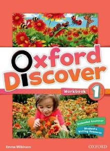 oxford discover 1 workbook - ISBN: 9780194278584