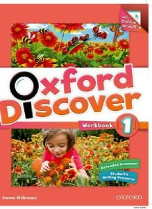 oxford discover 1 workbook with online practice pack - ISBN: 9780194278133