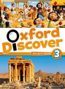 oxford discover 3 students book - ISBN: 9780194278713