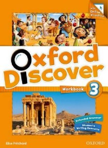 oxford discover 3 workbook with online practice pack - ISBN: 9780194278171