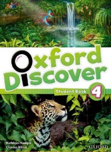 oxford discover 4 students book - ISBN: 9780194278782