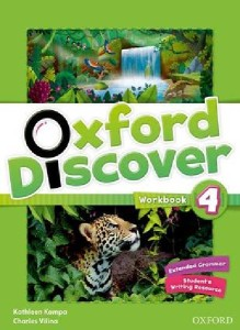 oxford discover 4 workbook - ISBN: 9780194278805