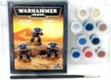 space marine paint set - ISBN: 5011921055685