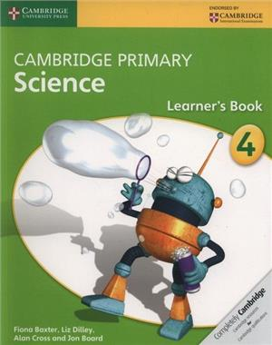 cambridge primary science learners book 4 - ISBN: 9781107674509