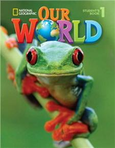 our world bre 1 students book  student cdrom - ISBN: 9781285455495
