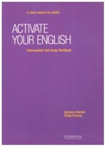 activate your english intermediate self-study workbook - ISBN: 9780521484190