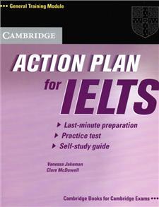 action plan for ielts self-study students book general training module - ISBN: 9780521615310