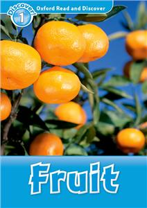 oxford read and discover 1 fruit - ISBNx: 9780194646321