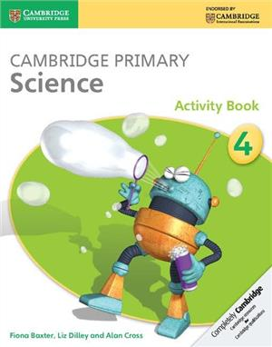 cambridge primary science activity book 4 - ISBN: 9781107656659