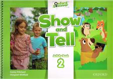 oxford show and tell 2 activity book - ISBNx: 9780194779166