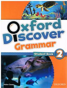 oxford discover grammar level 2 students book - ISBN: 9780194432627