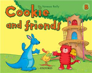 cookie and friends b sb - ISBN: 9780194070027
