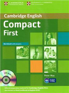 compact first wb with answers  audio cd - ISBN: 9781107648999