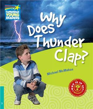 cambridge young readers factbook level 5 why does thunder clap - ISBN: 9780521137379