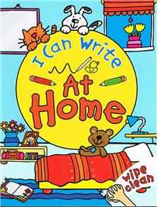 i can write at home - ISBN: 9780753433515
