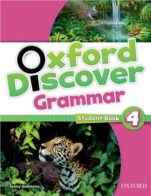 oxford discover grammarr level 4 students book - ISBNx: 9780194432689