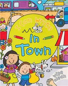 i can write in town - ISBN: 9780753433546