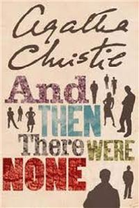and then there were none christie agatha - ISBNx: 9780007136834