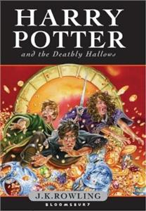 harry potter and the deathly hallows book 7  edition pb - ISBNx: 9780747595861