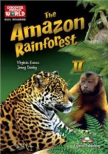 discover our amazing world readers b1 b2 the amazon rainforest ii multi-rom - ISBN: 9781471515224