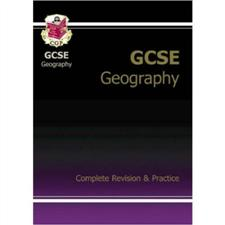gcse geography complete revision  practice - ISBN: 9781841463742