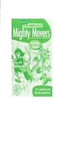 delta young learners english mighty movers activity book - ISBN: 9781905085064