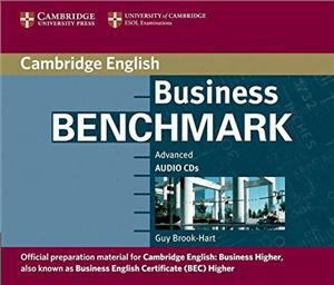 business benchmark 1e advanced bec higher class audio cds 2 - ISBN: 9780521672993