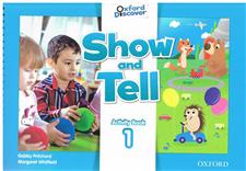 oxford show and tell 1 activity book - ISBN: 9780194779029