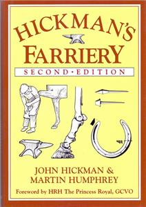 hickmans farriery - ISBN: 9780851314518