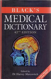 blacks medical dictionary 42nd edition - ISBN: 9780713689020