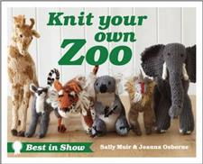 knit your own zoo hb - ISBN: 9781908449443