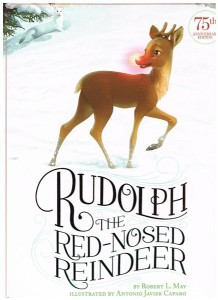 rudolph the red-nosed reindeer - ISBNx: 9781471123382