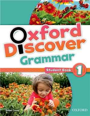 oxford discover grammar level 1 students book - ISBN: 9780194432597