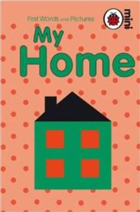 my home first words and pictures - ISBN: 9781846469688