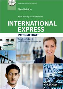 international express third edition intermediate students book pack dvd-rom - ISBN: 9780194597869
