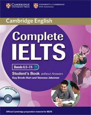 complete ielts bands 6 5-7 5 sb without answers cd-rom - ISBN: 9781107657601