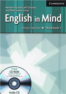 eng in mind 4 workbook with cd-rom polish ed - ISBNx: 9780521698993
