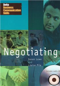 delta business communication skills negotiating students book  cd - ISBN: 9781905085132