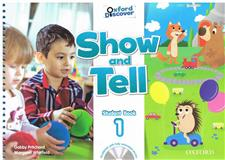 oxford show and tell 1 student book and multirom - ISBN: 9780194779081