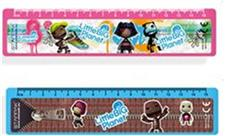 linijka plastikowa 15 cm seria little big planet - ISBN: 5907604670149