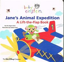 janes animal expedition - ISBN: 0786808411