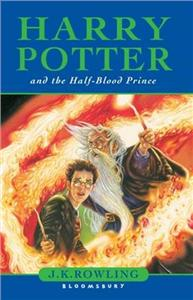harry potter and the half-blood prince hb childrens edition - ISBNx: 9780747581086