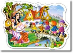 puzzle 15 el snow white and the seven dwarfs b-15085 - ISBN: 5904438015085