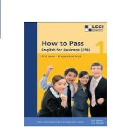 how to pass english for business 1 sb - ISBN: 9783922514282